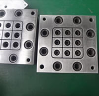 Perforated Pipe Series Mold 03