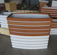 Wood Plastic Foam Products 04
