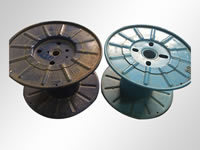 Large Thick Slices Rotating Disk Mold 04