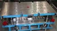 Air Conditioning RoofSheet Metal Stamping Die