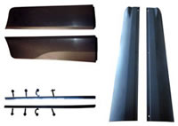 Precision Mould Large Car Exterior Trim Mould Mouldings