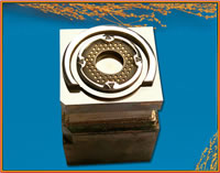 Copper Electroforming Work