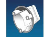 LED Lamp Plastic Holder