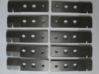 Precision Tungsten Steel Pieces