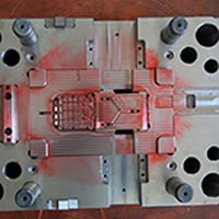 Protecting Jacket Mould