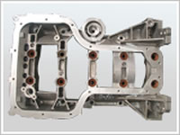 Crankcase For Car 01