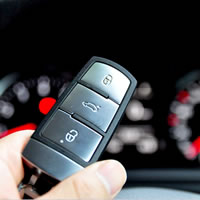 Automotive Decorative Solution, Auto Accessories, Keyless Entry Radio Controls