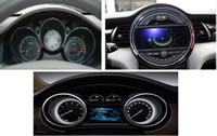 Automotive Dash Board