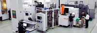 Injection Moulds Machining Workshop 01