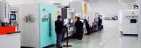 Injection Moulds Machining Workshop 02