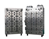 Comsmetic Packaging Mold Product Parameters 02