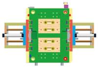 Bicolors Fliptop Cap Mould, PP, 10.4g, Mould Design Structure B