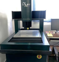 Packaging Mould Quality Control, Coordinate Measuring Machine DeMeet 404