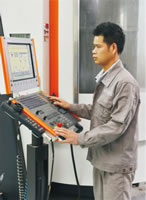 Packaging Moulds, Professional Technican