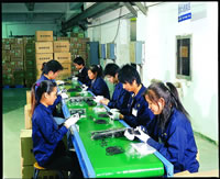 Pad Transfer Printing Assembly Workshop B