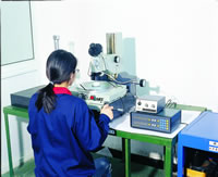 Quality Inspection, Universal Tool Makers Microscope