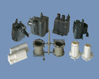 Samples, Injected Plastics Parts, Electric Appliance Components