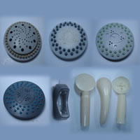 Samples, Sanitaryware Plastic Parts Made By Injection Molds