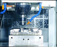 Mold Carving Machining Workshop