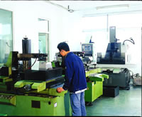 Mold Wire Cutting Workshop