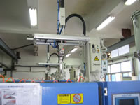 Plastics Injection Molding Robot Workshop