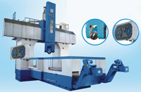 Five Axes CNC Milling Planer