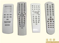 Plastic Injection Molded Remote Controller