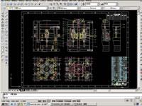 Plastics Moulds Design Development, CAD, AutoCAD Software