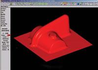 Plastics Moulds Design Development, CAM, Mastercam Mill Software