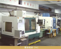 Production Equipment, Fixed Assets, CNC Milling Machine