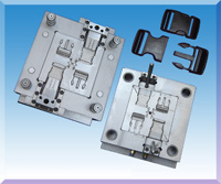 Injection Moulds For Plastic Buckles 02