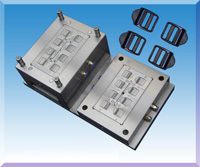 Injection Moulds For Plastic Buckles 03