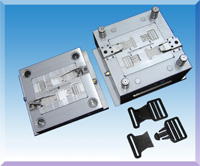 Injection Moulds For Plastic Buckles 04