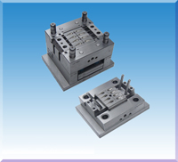 Injection Moulds For Plastic Ear Microphone Fittings 02