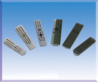 Plastic Remote Controller From Injection Moulds