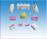 Plastic Sockets Plugs, Plastic Connectors Products From Injection Moulds
