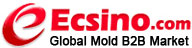 ECsino - Professional Mold Global B2B Marketplace - mold, casting, China mold directory, Mold products, Mold suppliers, Mold factory